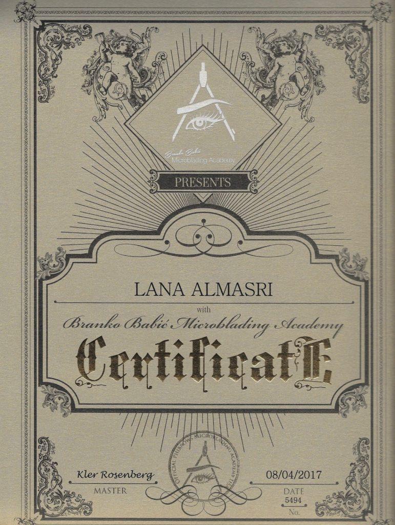 Certificates 9