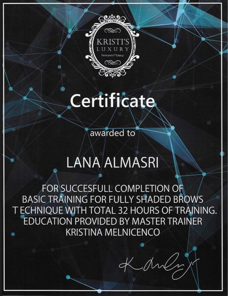 Certificates 11