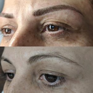 specialty service Micro Blading