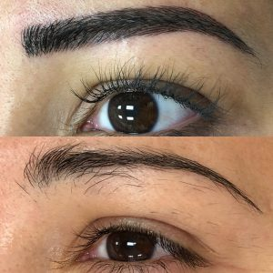 Micro-Blading 3D Eyebrows Boca Raton